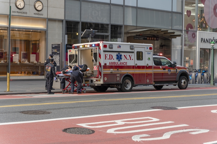 COVID-19 Leads to Highest NYC Emergency Call Volume Since 9/11