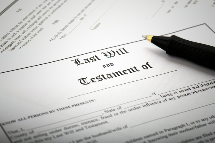 Does a Firefighter Need a Will?