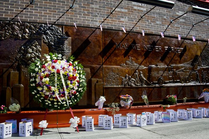 FDNY Adds 22 Names to World Trade Center Illness Memorial