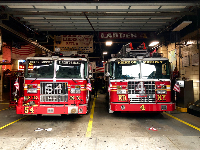 Guidelines Proposed for Reducing Fire Station COVID-19 Risks