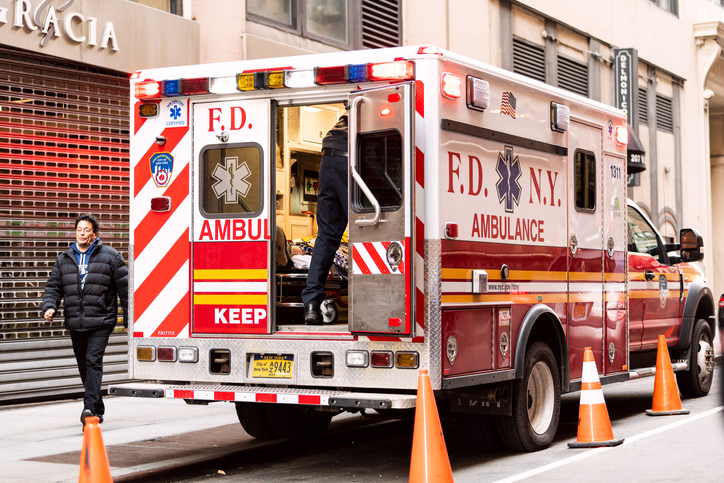 NYC Fire Fatalities Down in 2019 but Medical Emergencies Rise