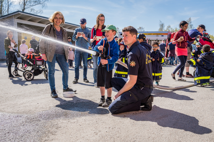 Volunteer Fire Departments Look to Boost Fundraising and Safety
