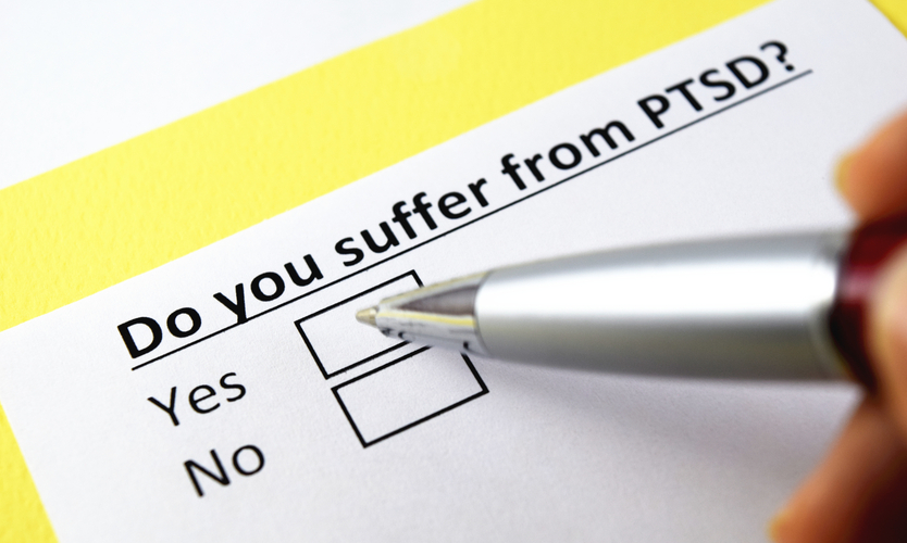 Do You Suffer From PTSD?