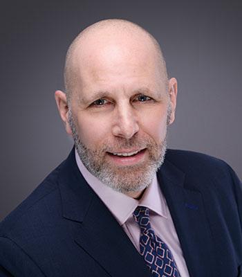 Portrait of Attorney Bruce Kaye