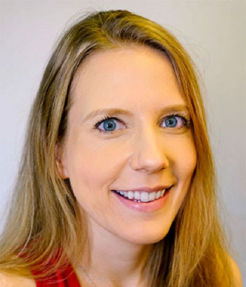 Portrait of Attorney Susanna Hoffman